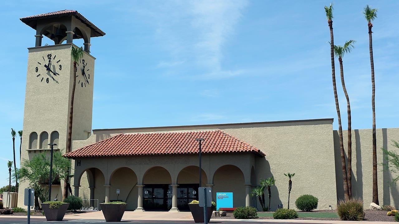 RH Johnson Library Sun City West AZ