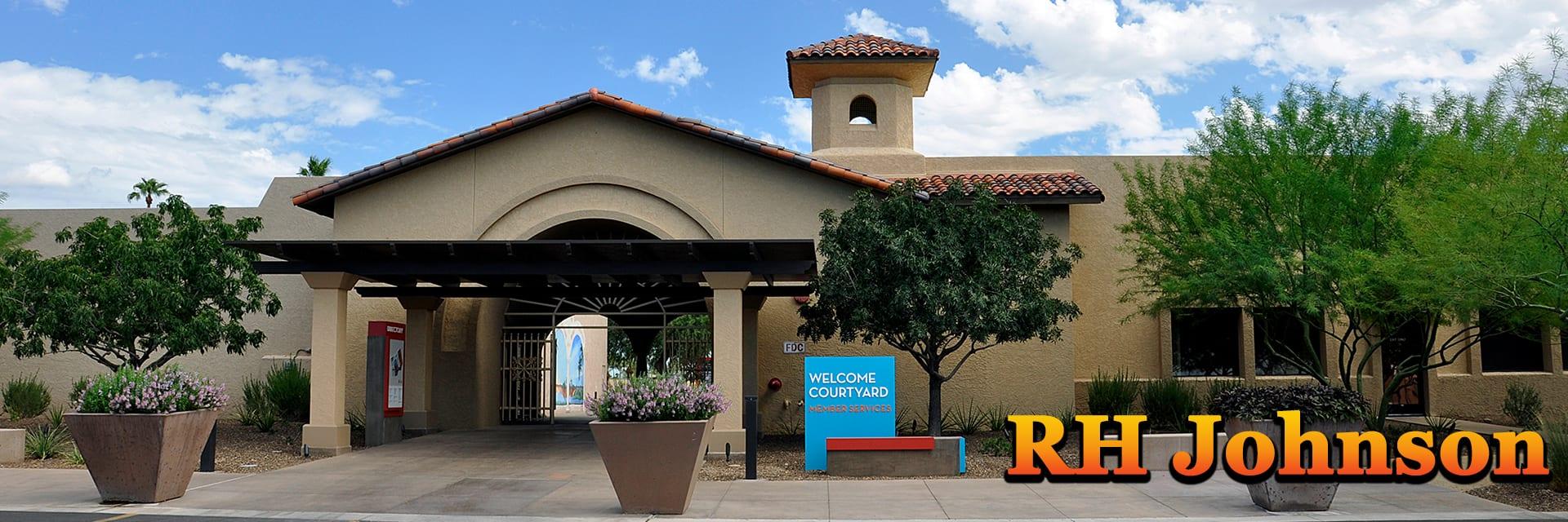 RH Johnson Recreation Center at Sun City West AZ
