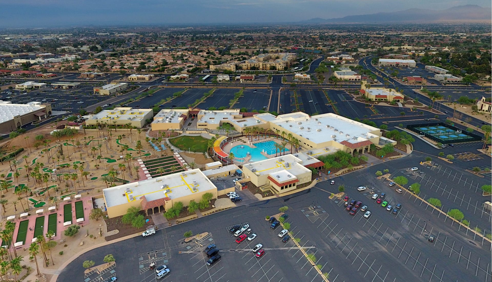 Rec Centers to reopen Palm Ridge, RHJ gyms
