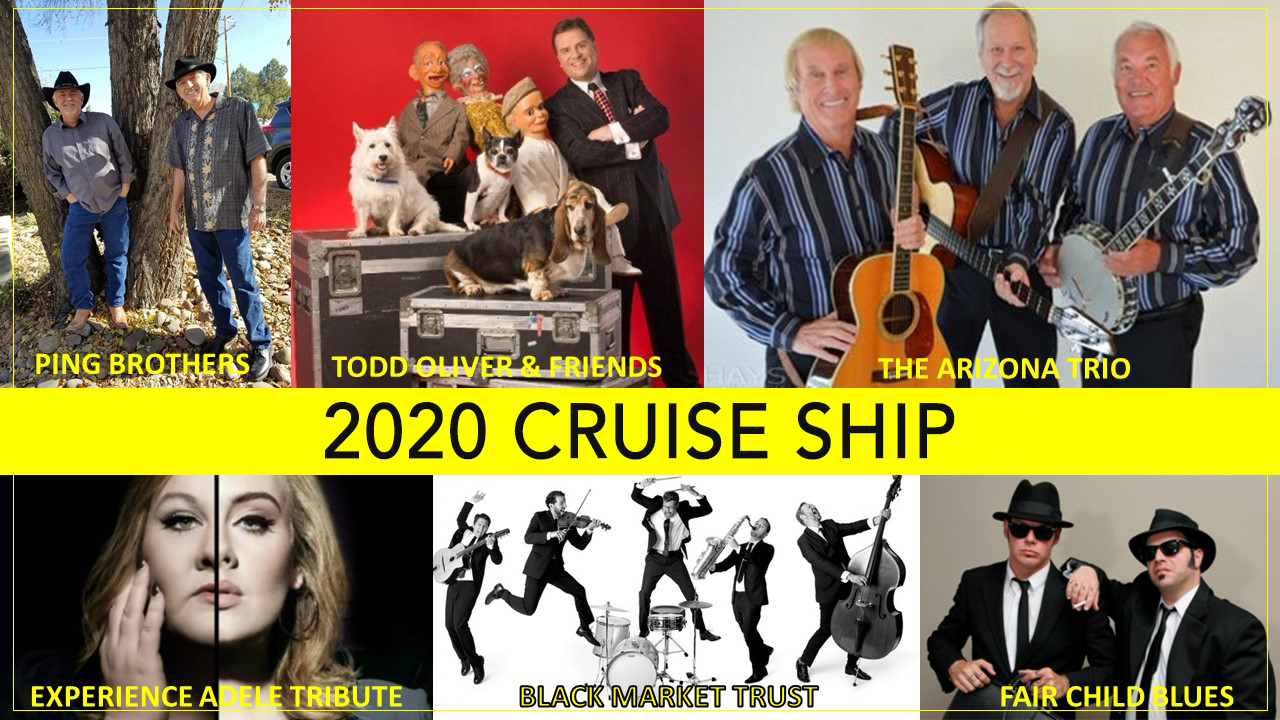 Cruise Ship 2020 – read all about it!