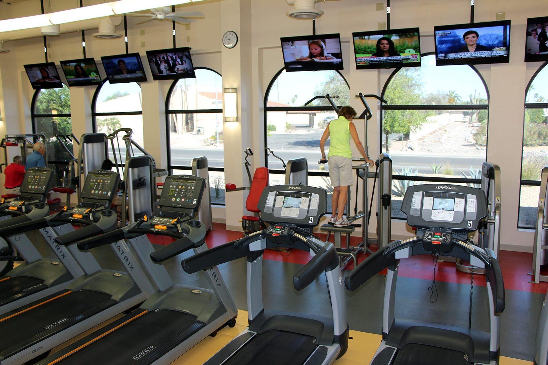 Beardsley Fitness Center Sun City West AZ Active Adult Retirement Center