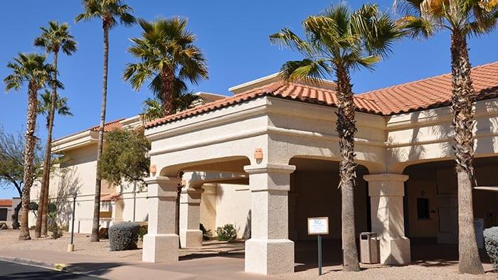 Kuentz Recreation Center Sun City West AZ
