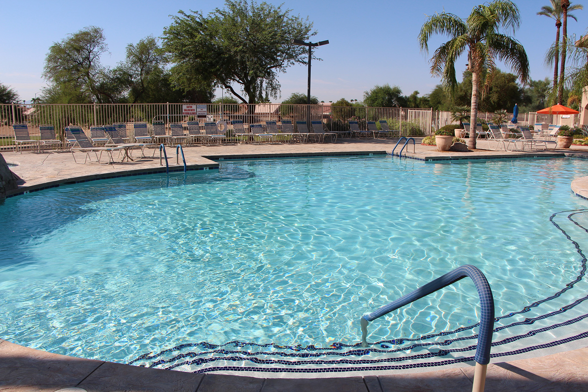Palm Ridge Outdoor Pool