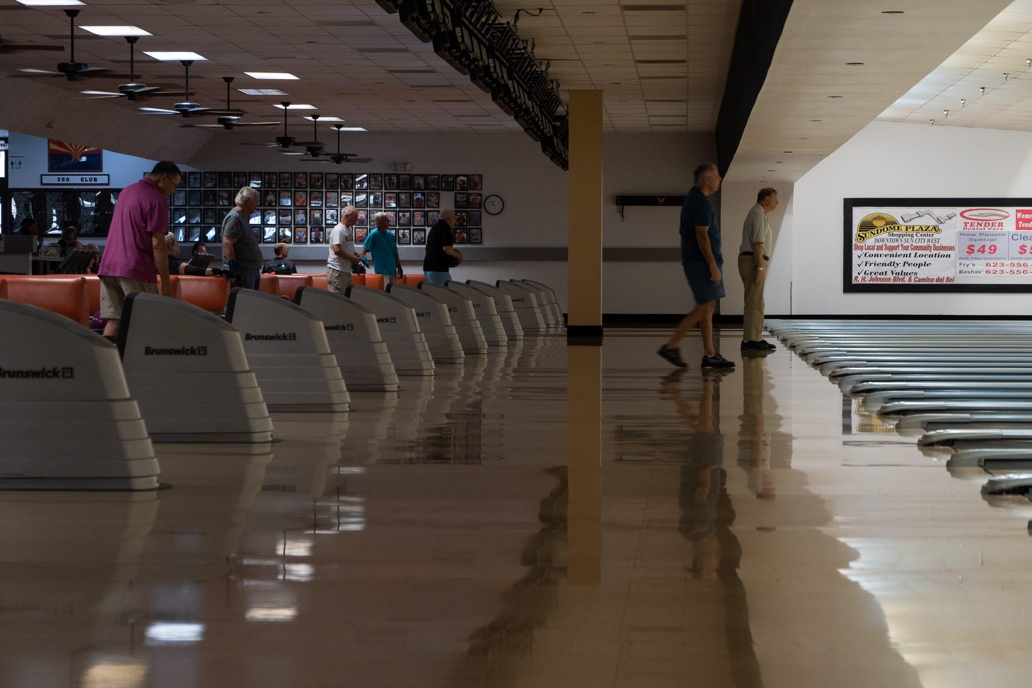 Sun City West Sports Pavilion Bowling03