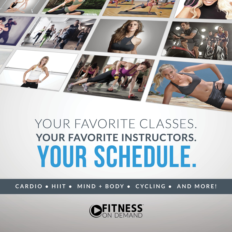 Sun City West Health and Wellness Fitness on Demand