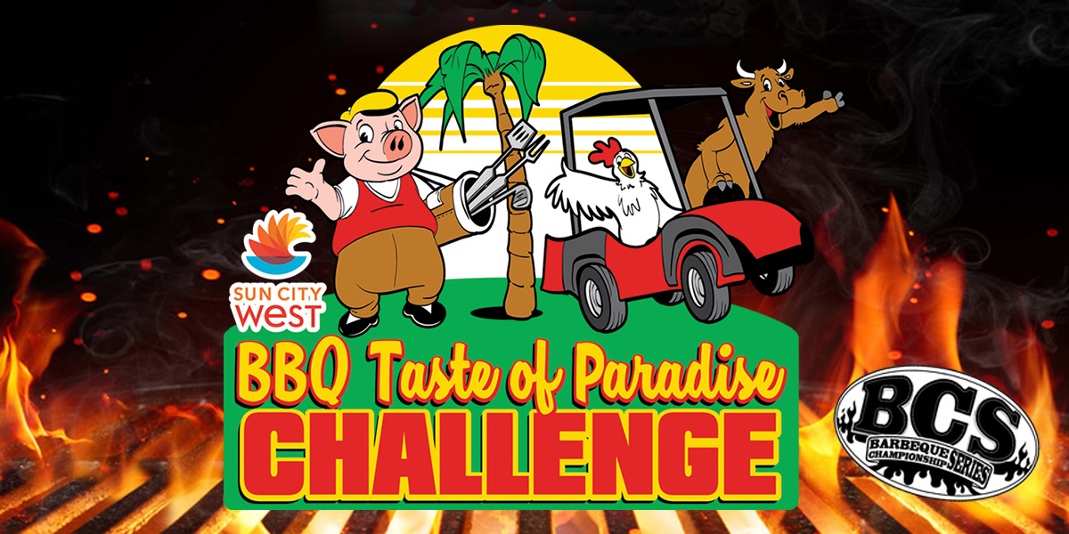 Sun City West BBQ Taste of Paradise Challenge