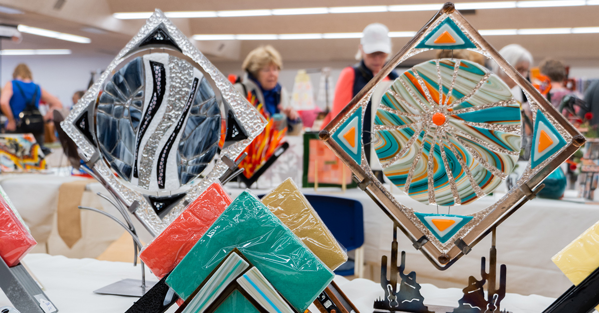 SCW welcomes visitors to Spring 2020 Arts and Crafts Fair