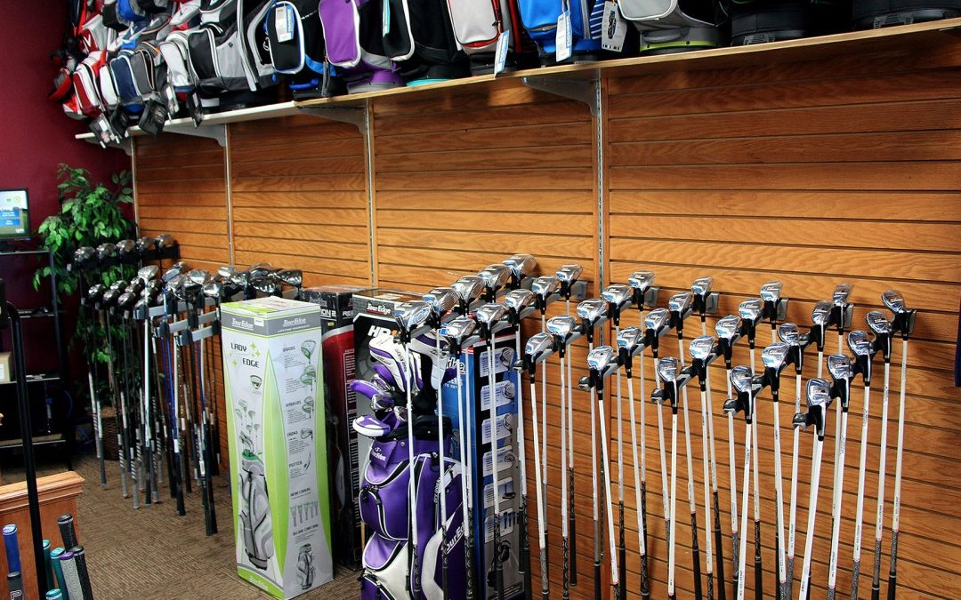 Grandview Pro Shop sales for the Month of August