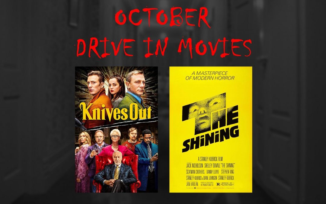 Rec Centers to host drive-in movies this October