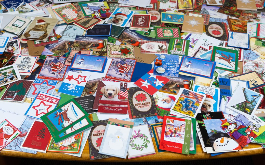 Card Drive: Help make the holidays brighter for our neighbors in Sun City West's care centers