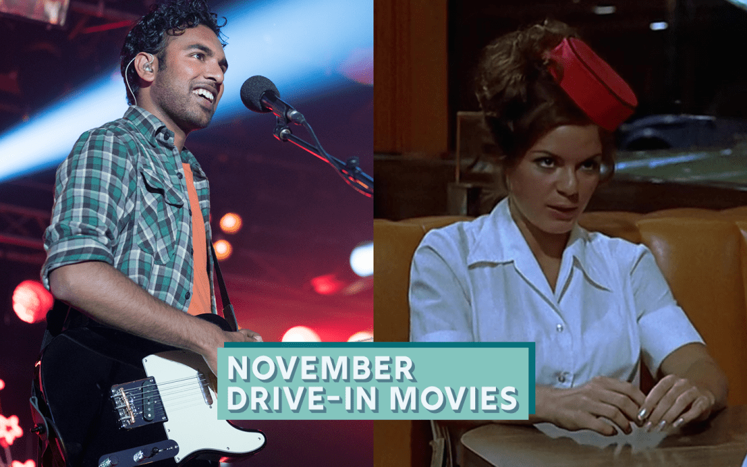 Drive-In Movies returns to R.H. Johnson Rec Center for month of November