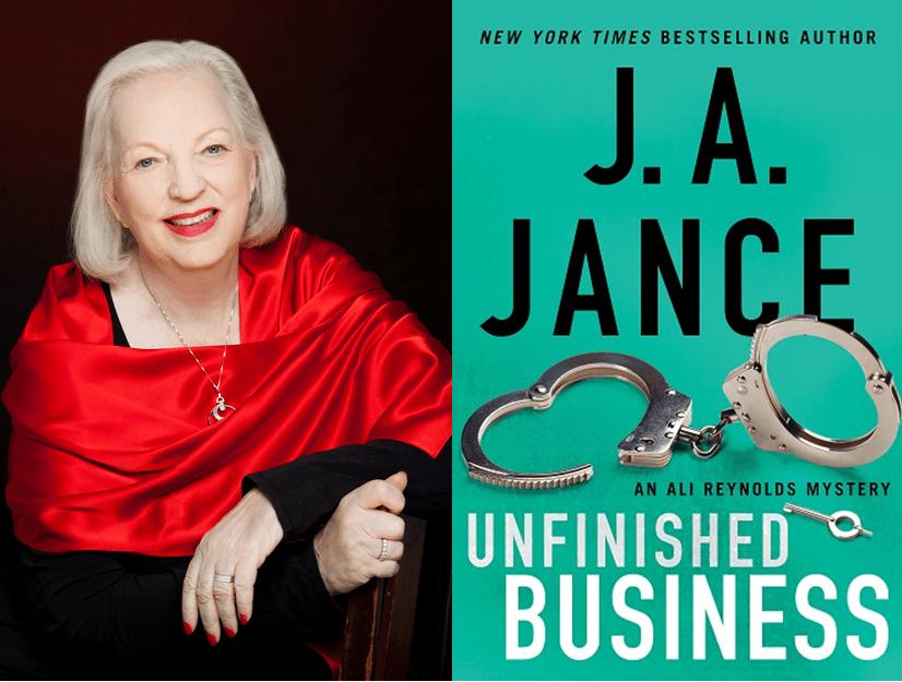 J. A. Jance Virtual Book Talk