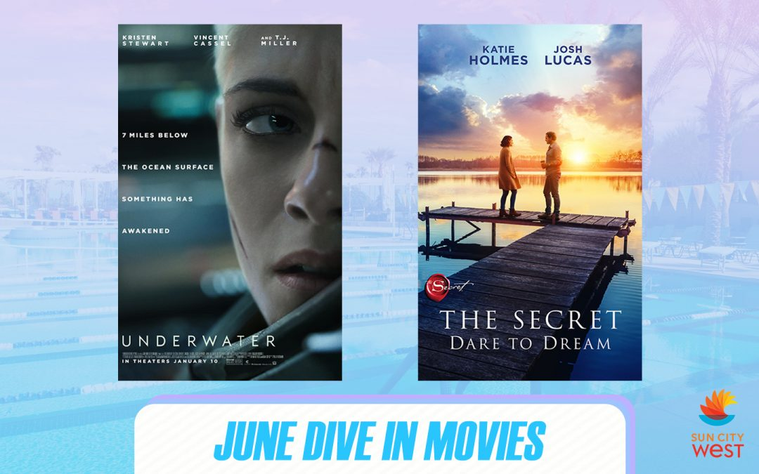 June Dive in Movies