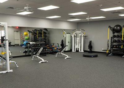Kuentz Fitness Center