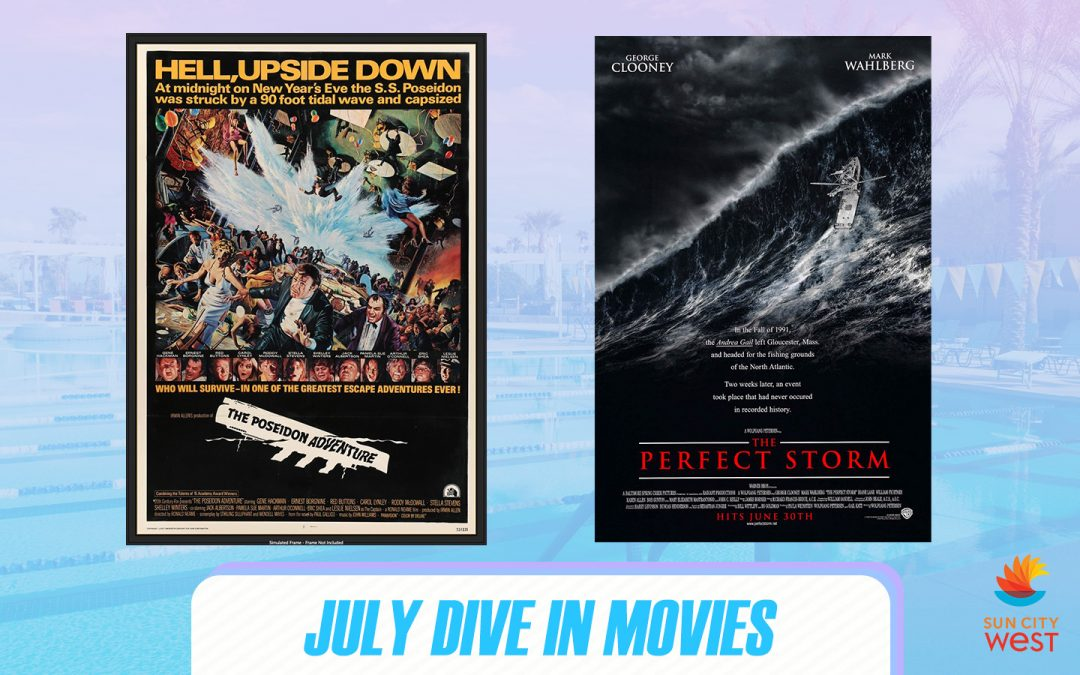 July Dive In Movies