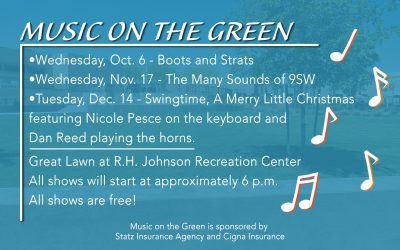 RCSCW Music on the Green