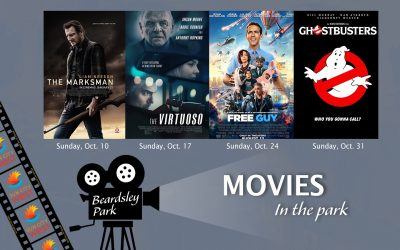 October Movies in the Park