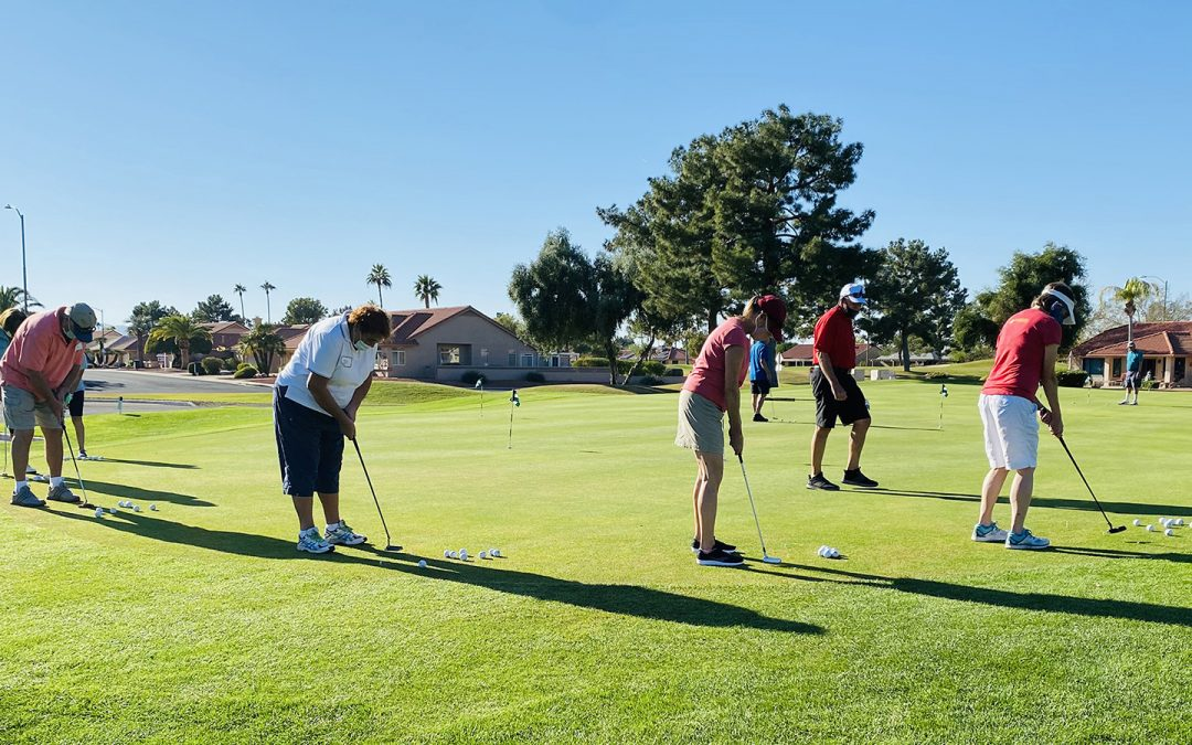 The Green Team and Stardust Golf Course to host First Swing clinic in November