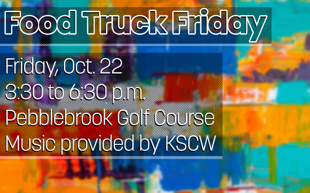 Food Truck Friday at Pebblebrook Golf Course