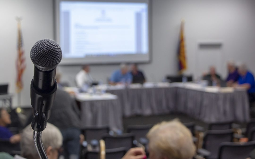 Members encouraged to run for Governing Board
